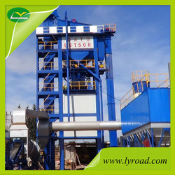 High frequency stationary hot asphalt mixing plant spare parts