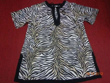 Plus Size Ladies Blouse