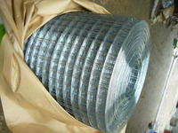 1/2 inch galvanized welded wire mesh/pvc coated welded wire mesh/weled wire mesh fence