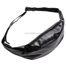 Hot selling high quality polyester leather waist bag with factory price