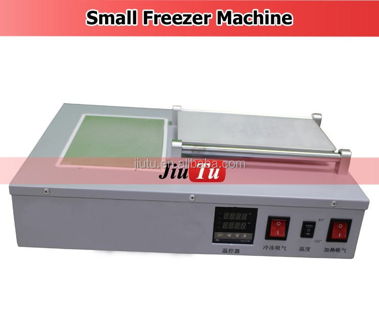 Liquid Nitrogen LCD Freezer Separator Freezing Separation Machine for Samsung edge Lcd Refurbishing