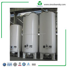 15 M3 Liquid CO2 cryogenic Tank , with valve and pump