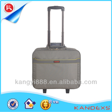 Trendy style wholesale good quality best trolley laptop bag for travaling and daily packing