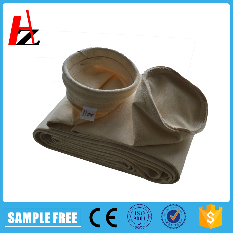 High temperature resistance filter bag