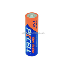 lr6 size aa am3 1.5v Zn/MnO2 battery