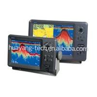 Matsutec Color LCD display marine GPS fishfinder
