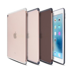 New for ipad pro case 9.7inch, TPU+PC design for iPad pro cover