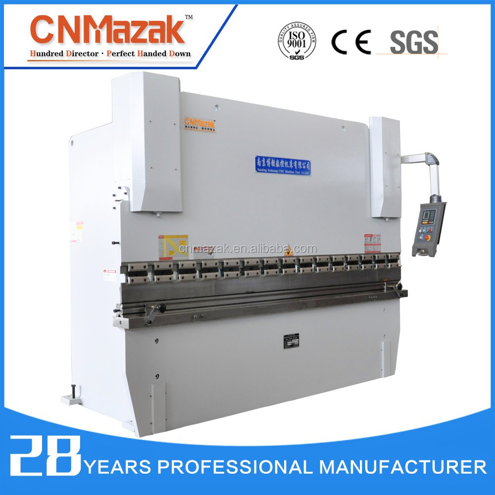 MTR cnc hydraulic metal sheet stainless steel plate press brake tooling WC67k-160T4000