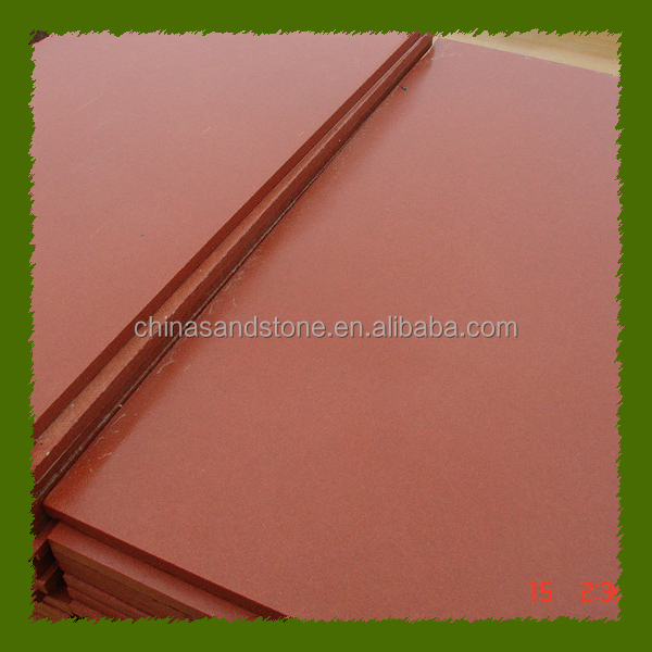 High Grade Residential Area Decorative red sandstone