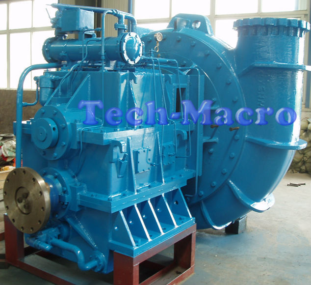 Heavy Duty Dredge Pump, River Sand suction pump,