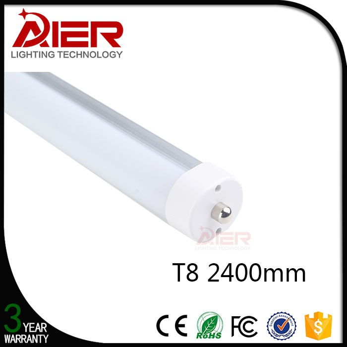 Hot product for 2016 FA8 8 ft t8 led fluorescent tube replacement