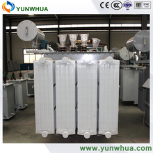 power transformers low voltage winding machine 1500kva