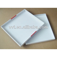 Simple design white art paper packaging box for Tablet PC