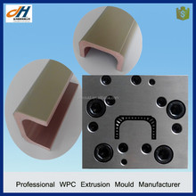 PVC WPC Profile Extrusion Mould Tool and Die