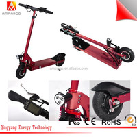 two wheels self balance scooter with handle