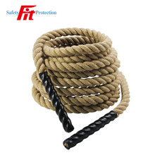 manila material gym power training fitness ropes