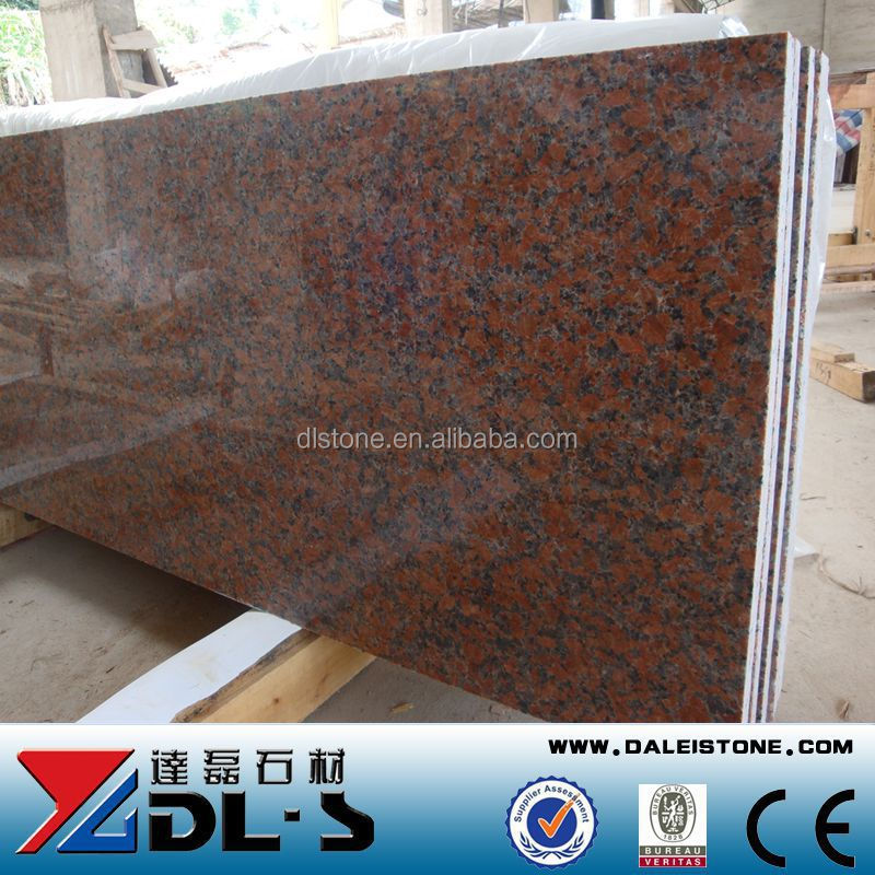 G562 Chinese Cheap Granite Slabs Maple Red Granite Kitchen Granite Countertops Prices and Outdoor Tiles