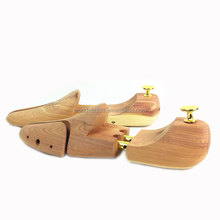 Cheap Promotional Aromatic Wood Cedar Shoe Trees Wholesale