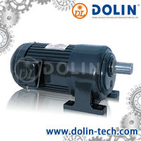 High Quality Industrial Helical gear reducer stepper motor