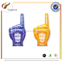 Promotional Customizd PEcheap inflatable hands