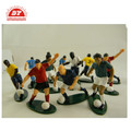 ICTI factory plastic football player action figure