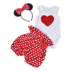 Girls Childrens Clothing Set Infant Newborn