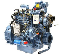 High Quality Low-speed power WP4 series diesel engine for bus, made in China