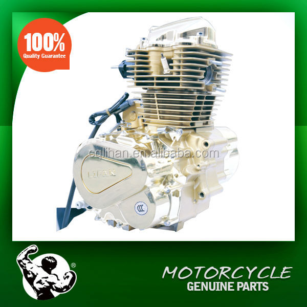 Lifan engines 150cc Air cooled three wheel motorcycle engine CG150 with reverse gearbox