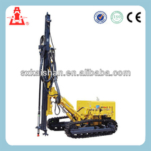 Kaishan KY125 crawler drilling rig quarry drilling equipment core drilling equipment