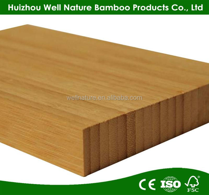 Bamboo plywood 5 ply--Horizontal bamboo sheet for furniture