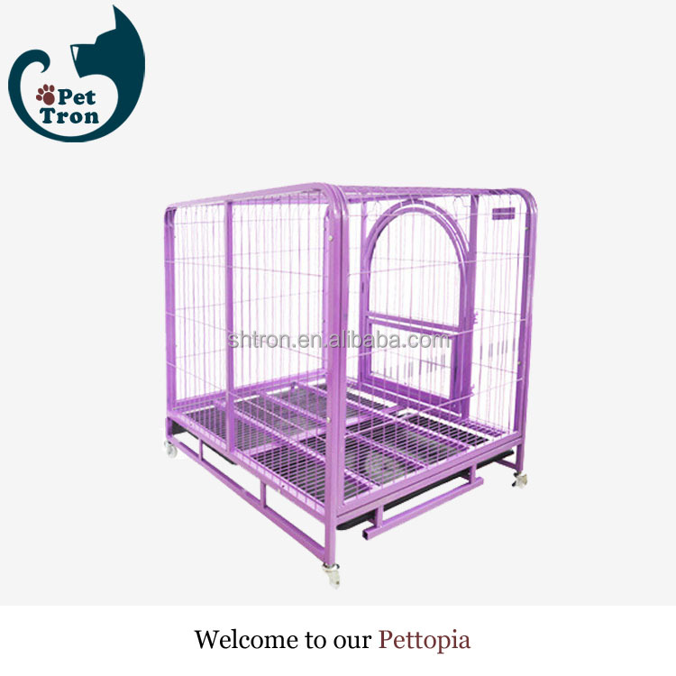 Price custom fast delivery metal pet cage dog carrier