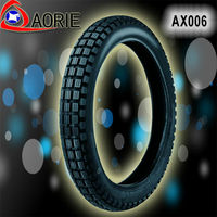 AX006 Motorcycle tyre Off Road tyre 3.00-18 Motorcycle tire