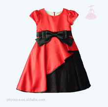 children girl party wear western dress hot sale