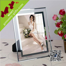 Guangzhou manufacturer wedding picture frame glass wholesale