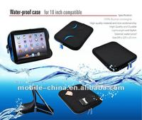 Universal tablet PC flip leather case cover bag with stand and difference color for 7inch,8inch,9inch,10.1inch