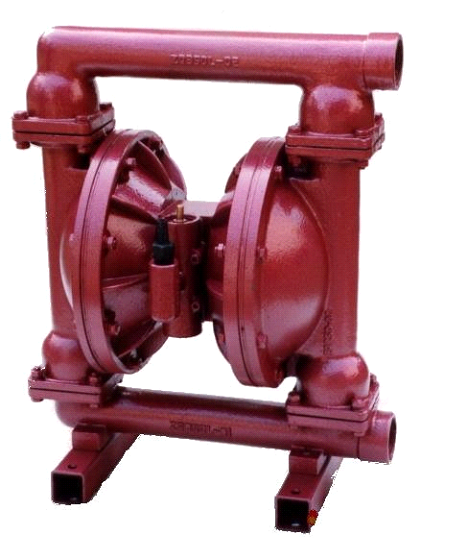 air operated neoprene diaphragm pump with high suction head