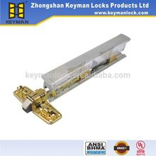 Cost-effective exterior door panic bar commercial aluminum door panic bar