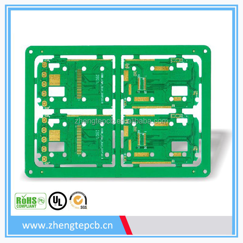 Hot sale double-sided Immersion gold 1.6mm cem1 pcb Board
