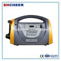 New products weather protact 5kw portable solar power generator