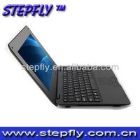 SF-Y10 Stepfly 10.1 inch used laptop VIA WM8850 1.5GHZ 1gb/4gb Android 4.0 WIFI black white pink colors