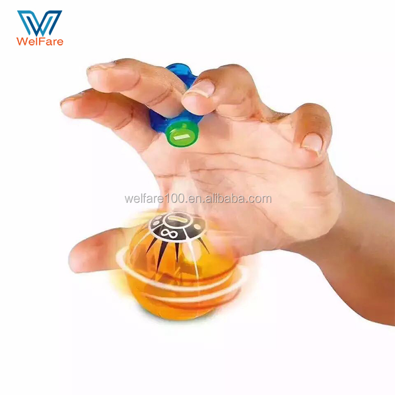 New! magic speed magneto spheres for children as spin, control rolling game gift indoor and outdoor