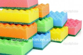 ECO-FRIENDLY KITCHEN CLEANING SPONGE NON POISONOUS AND HARMLESS