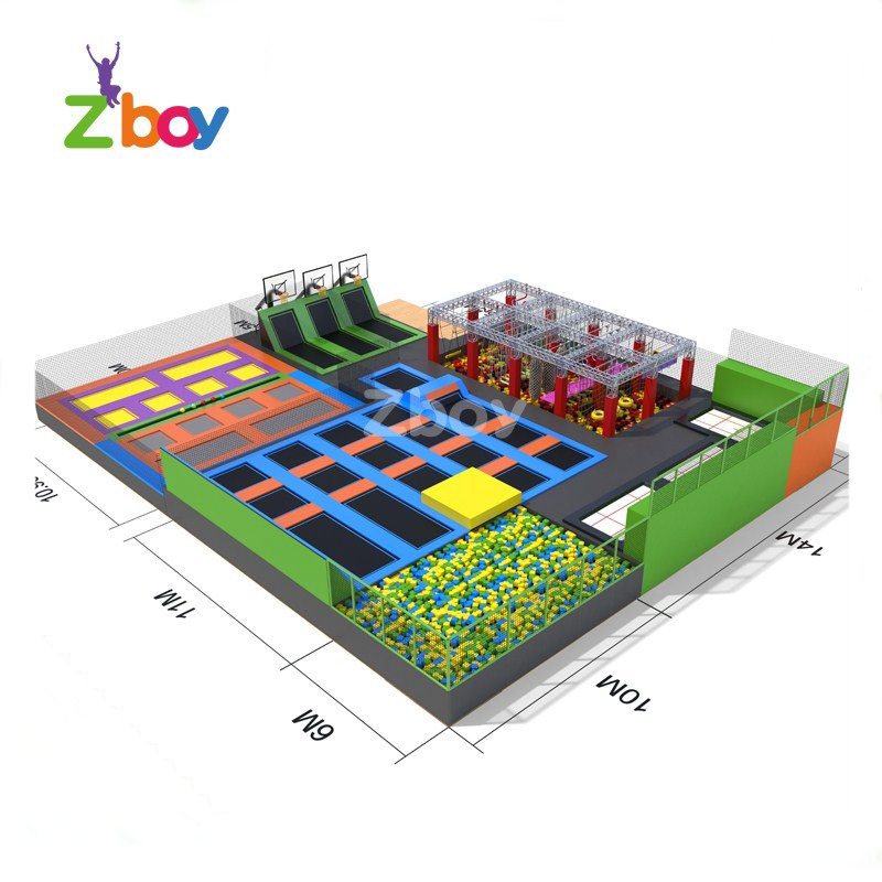 Cheap indoor trampoline arena, indoor trampoline for sale, indoor trampoline park