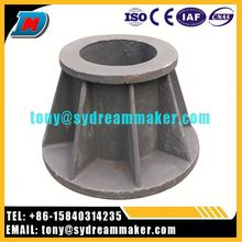 Hot sale China manufacturers RTCr parts grey cast iron casting