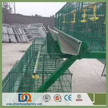 Trade Assurance Automatic Multi-Tier Egg Chicken Battery Hen Laying Cage