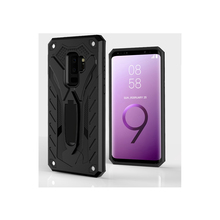 2 in 1 hybrid with kickstand tpu pc rugged knight phone case for S9 Plus case shockproof cover