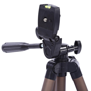 Top sale Portable Flexible Camera Tripod Weifeng WT3130 Tripod and Support Camera Accessories Built-in bubble level with bag kit