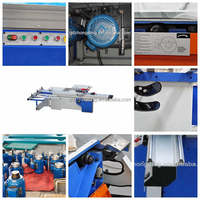 cutting machine for wood sliding table saw for sale