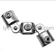 Double Swivel Combination Tube Clamp Joints Swivel Pipe Fittings