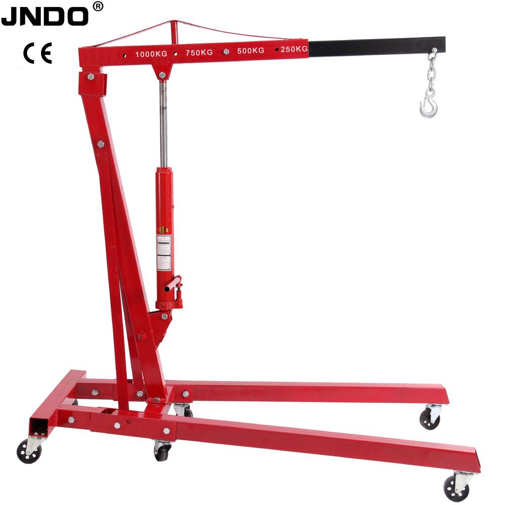 Shop crane/workshop engine lift